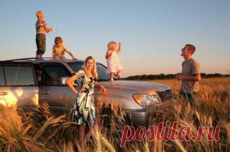 путешествуем всей семьей и с малышами