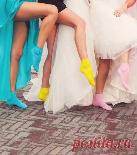 Какие женские носки будут модными в 2020 году: актуальные тенденции