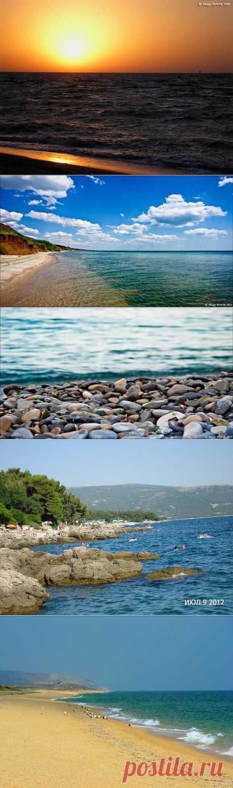 Фотозарисовка. Морское настроение | Непутевые заметки