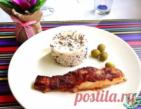Филе трески в остром маринаде – кулинарный рецепт
