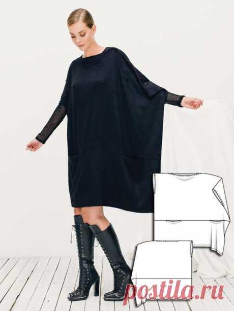 Простое, но не скучное Модная одежда и дизайн интерьера своими руками