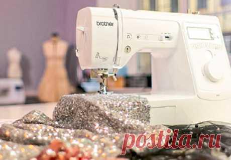 Как шить из материалов с пайетками | Выкройки одежды на pokroyka.ru