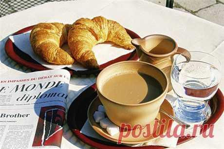 5 заповедей правильного завтрака | Среда обитания