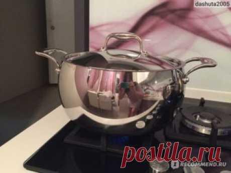 Посуда из нержавеющей стали Yamateru Серия haru - «Лучший набор посуды !!!!!» | Отзывы покупателей