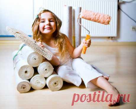 Отделочные материалы для детской