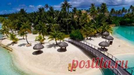 Хорошо отдыхать, особенно на море и под пальмами