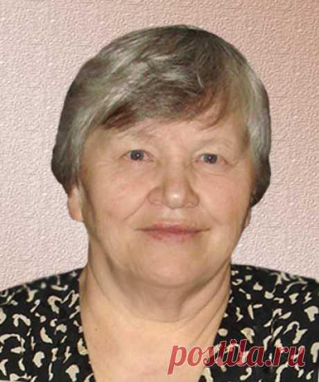 Валентина Шибакова