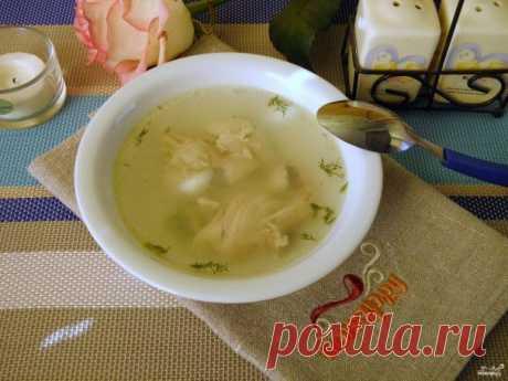 Куриный бульон в мультиварке - пошаговый рецепт с фото на Повар.ру