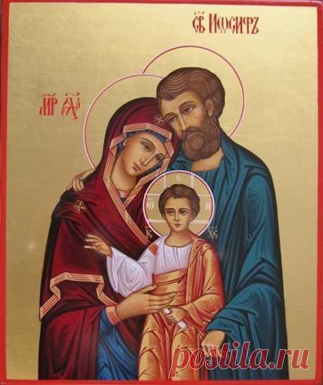 """ЧУДОТВОРНАЯ МОЛИТВА О СЕМЬЕ  Читайте ее хотя бы 40 дней подряд и вы удивитесь ее благодатной силе, удивитесь насколько счастливей стала ваша семья.. """"Владычице Преблагословенная, возьми под Свой покров семью мою, всели в сердца супруга моего (супруги моей) и чад наших мир, любовь и непрекословие всему доброму, не допусти никого из семьи моей до разлуки и тяжкаго расставания, до неисцельных болезней и преждевременныя и внезапныя смерти. А дом наш и всех нас, живущих в нем, ..."""