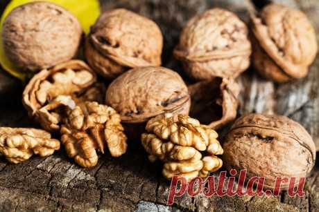 Как грецкие орехи влияют на поджелудочную железу при панкреатите. Правила употребления и полезные свойства.