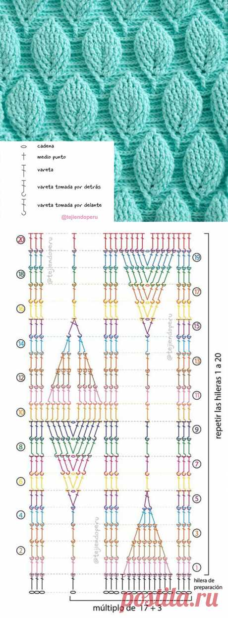 3D Leaf Stitch Crochet Pattern | Crochet & Knit by Beja - Free Patterns, Videos + How To