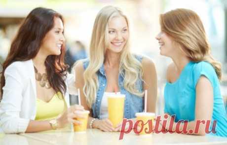 Как правильно вести беседу — Психология отношений