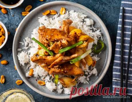 Кулинарные советы. Сокровище сычуаньской кухни: как приготовить курицу гунбао