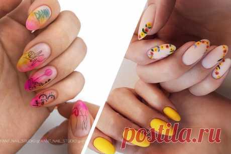 Маникюр на лето 2019 | imkosmetik журнал о маникюре и красоте Какой маникюр набирает популярность? Какими идеями маникюра вдохновиться на лето? Смотрите и пробуйте дизайны ногтей, которые мы подобрали специально для вас!