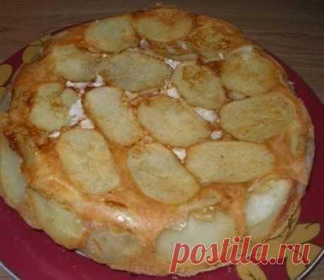 Как приготовить сытный пирог - это потрясающе - рецепт, ингридиенты и фотографии