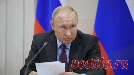 Песков объяснил, почему Путин вручную руководит ситуацией в Приангарье - Новости Mail.ru