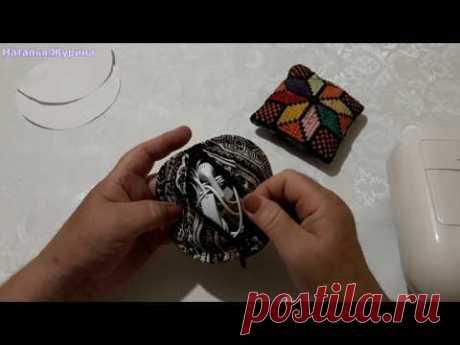 Чехол для наушников  или кармашек для наушников - YouTube