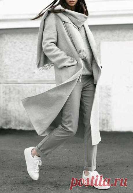 Как одеться очень худым женщинам - совет