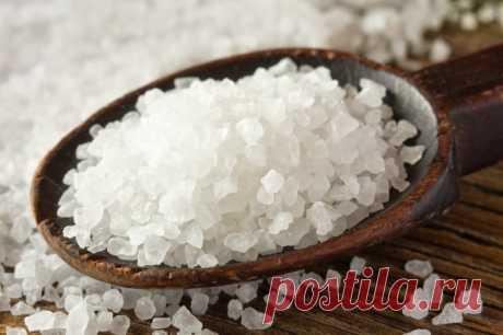 Нестандартные способы применения соли