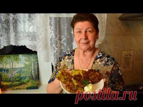ДРАНИКИ из картофеля.. Секрет Вкусных Драников. Картофельные Оладьи. Potato fritters Мамины рецепты