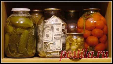 Приметы, которые буквально затащат деньги в ваш кошелек. Не зря наши предки верили в это!   Тысяча и одна идея