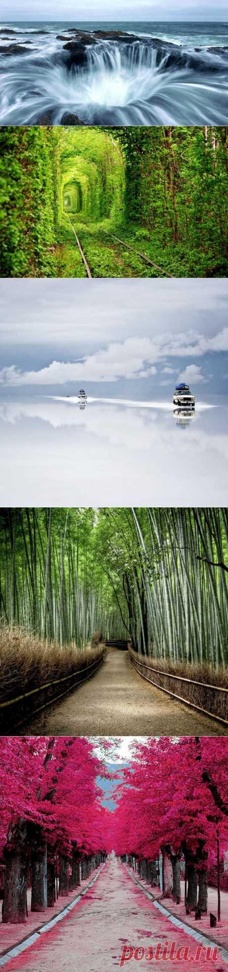 25 самых красивых мест мира которые стоит посетить | Kayrosblog.ru