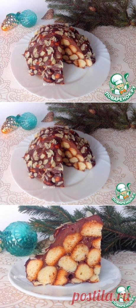 """Торт """"Орех"""" - кулинарный рецепт"""