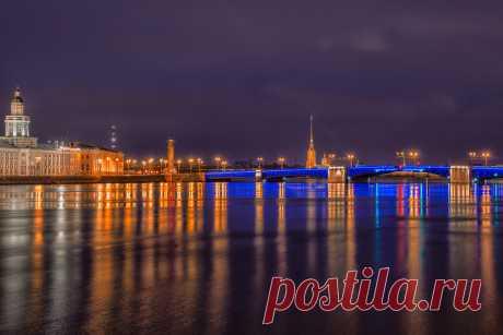 Фотография Синий мост из раздела город №6506094 - фото.сайт - Photosight.ru