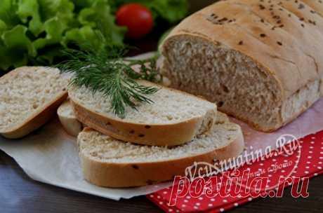 Диетический хлеб в домашних условиях в духовке: рецепт с фото Рецепт с фото по приготовлению диетического хлеба в домашних условиях и запеченного в духовке. Хлебушек получается вкусным и ароматным.