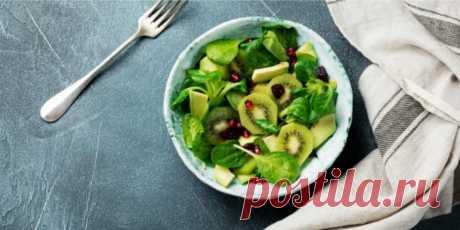 Топ-3 салата с авокадо для настоящих гурманов — Банкетоф