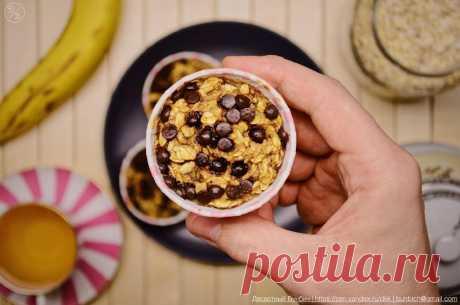 Как приготовить овсяные кексы на завтрак. Полезный рецепт без сахара и всего за 30 минут   Рекомендательная система Пульс Mail.ru
