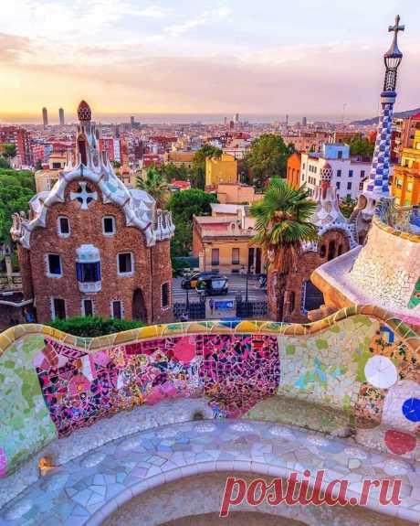 ༺🌸༻Барселона, Испания