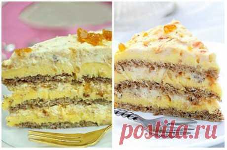 Египетский торт — этот рецепт будут выпрашивать все гости! - Интересно и весело!
