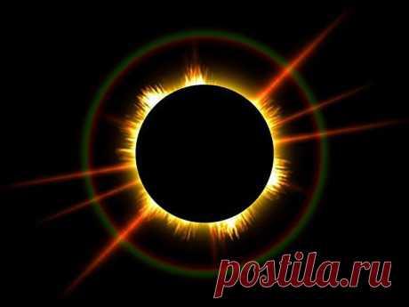 Солнечное затмение. Что несет людям? | Я - Женщина