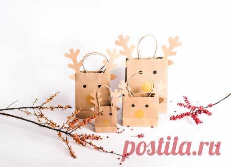 3 простые идеи упаковки подарков   ELLE Decoration