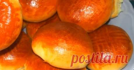 Дрожжевые булочки с начинкой
