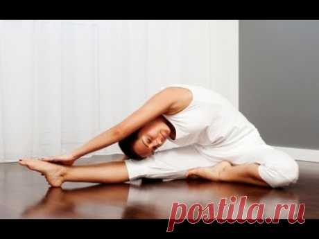 Тренировка по ЙогаЛатесу  Укрепляем мышцы