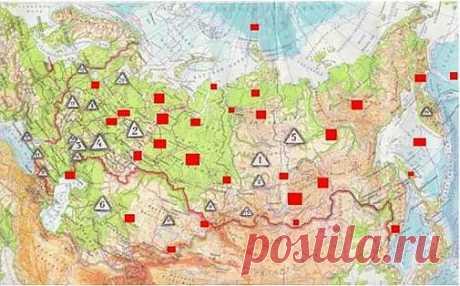 Россия и её аномальные зоны 3 и 4 | Познай себя!