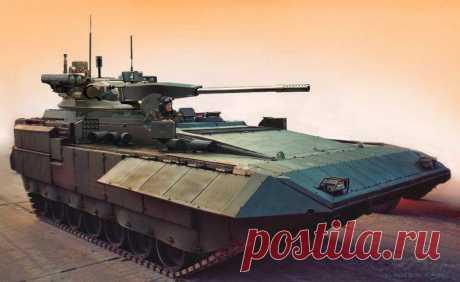 """Новый """"Терминатор"""" на базе """"Арматы"""" вооружат 57-мм """"адскими молотилками"""" Российское Минобороны может уже в этом году представить новую боевую машину поддержки танков БМПТ """"Терминатор-3"""", созданную на платформе """"Армата"""", пишет издание""""Популярная механика""""со ссылкой на экс…"""