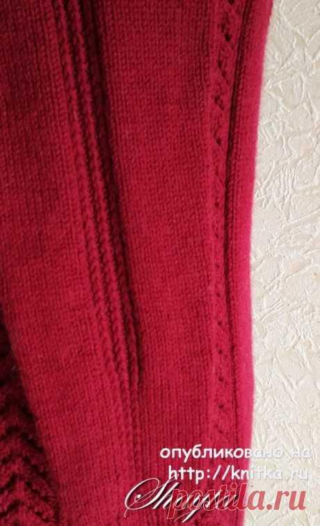 Джемпер Мойес от Shayta, Вязание для женщин