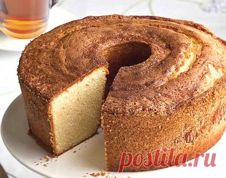 Старомодный кекс для тех, кто не держит дома кулинарных книг | ChocoYamma | Яндекс Дзен
