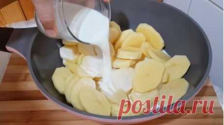 Больше не жарю картошку: рецепт королевского гарнира, который нравится всем