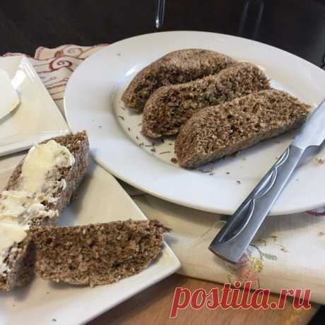 Льняной хлеб - полюбила его за простоту (рецепт для микроволновки) и отличный и здоровый вкус - Пир во время езды