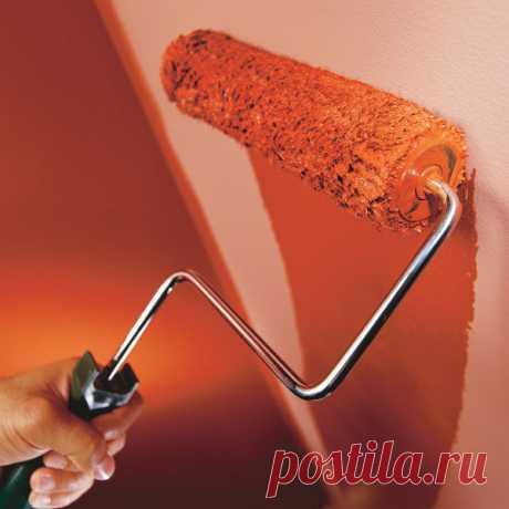Покраска стен: 10 ошибок, о которых вы должны знать | Свежие идеи дизайна интерьеров, декора, архитектуры на InMyRoom.ru