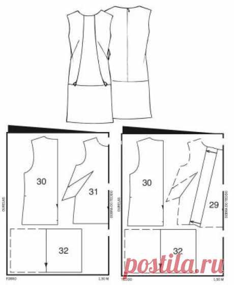 Распечатать готовую выкройку платья бесплатно: 11 тыс изображений найдено в Яндекс.Картинках