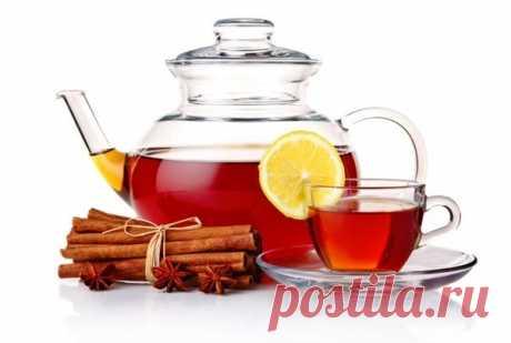 Чай с корицей полезен всем! — Мегаздоров