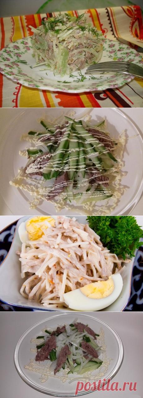 Салат «Ташкент»: рецепт классический с пошаговыми фото | LS