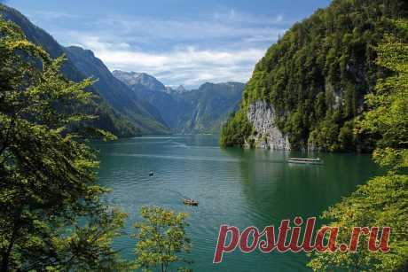 El viaje a Europa: el Lago K±nigsze, Alemania – Este mundo fabulosamente hermoso, el usuario Liudmila Severina | los Grupos Mi Mundo