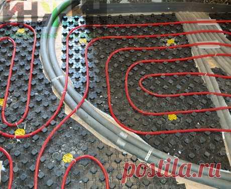 Монтаж отопления в доме из кирпича, фото 793