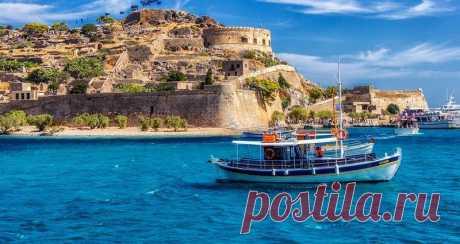 Где лучше отдыхать: на Кипре или на Крите? • Магазин путешествий